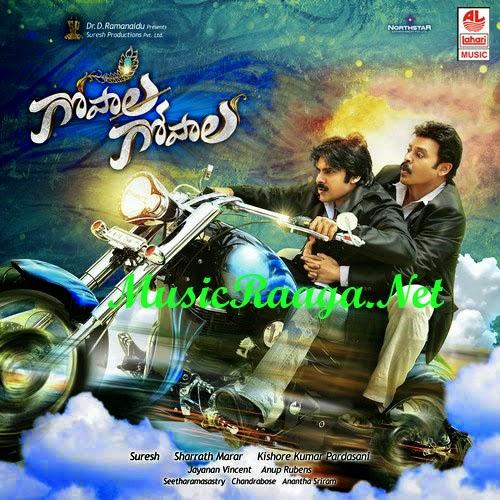 Gopala Gopala Telugu Mp3 Songs Download