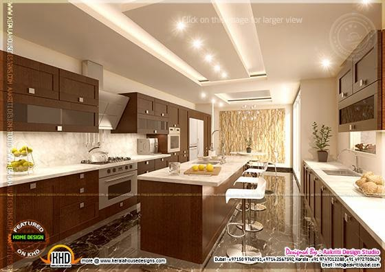 Kitchen Designs By Aakriti Design Studio | Kerala Home Design | Bloglovinu0027