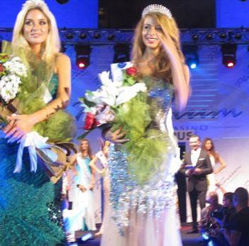 miss mediterranean 2011 winner egypt sarah el khouly