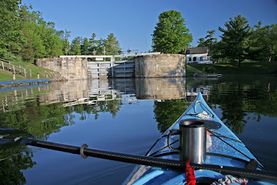 Kingston, Ontario, Kayaks, Canoes