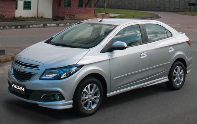 Chevrolet Prisma 2014 - LTZ 1.4