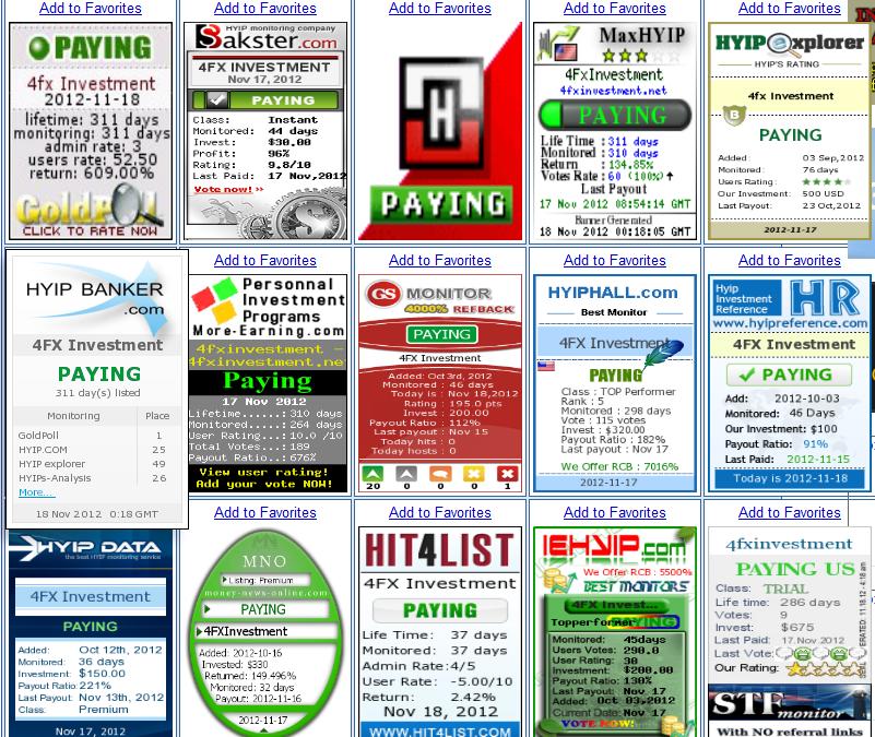Paying hyip monitor программа