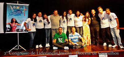 2° Congresso de Lideranças Jovens da Diocese de Guarulhos/SP