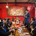 Alcalde de Mérida y comitiva desayunan con senador Kevin de León