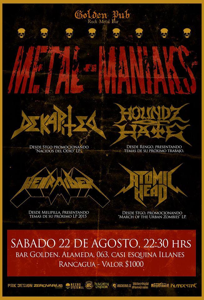 METAL-MANIAKS!