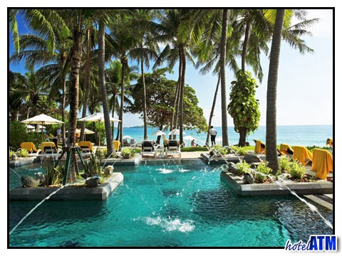 Centara Villas Samui Beach Towels