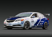 Acura ILX Endurance Racer 2013 Wallpapers: