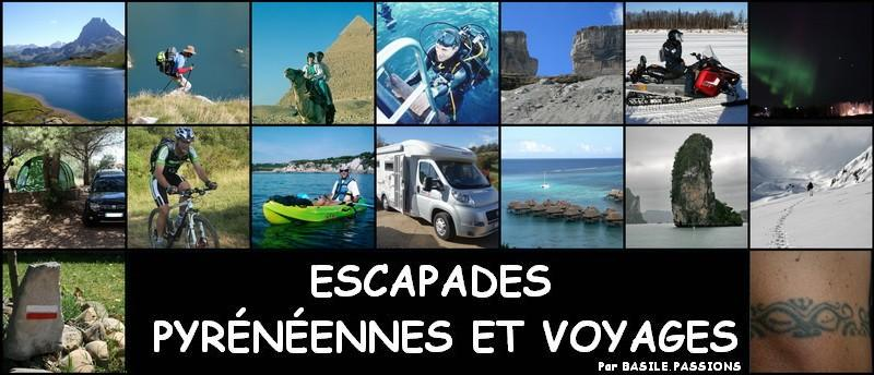 Escapades Pyrénéennes et voyages