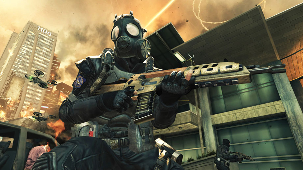 Call Of Duty Black Ops 2 ~ Nosteam