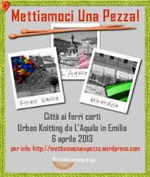 Mettiamoci una pezza