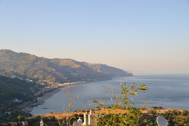 Taormina'dan Mazzeo