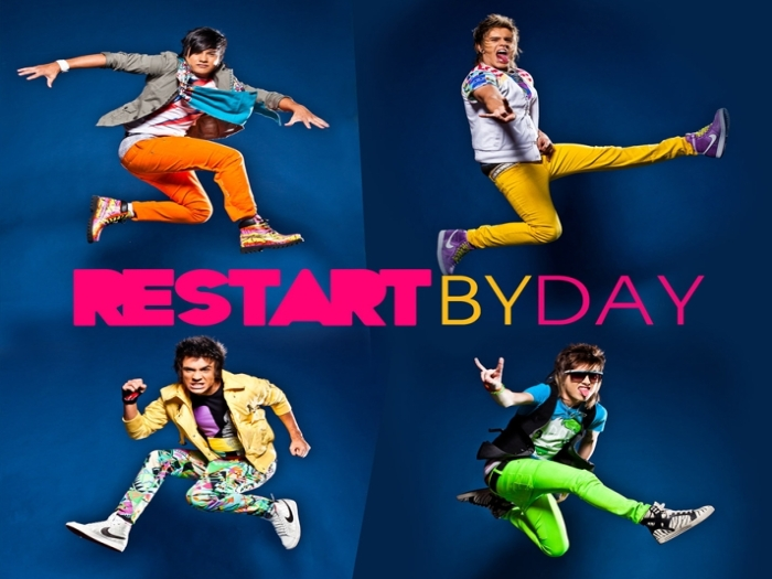 Download Restart By Day