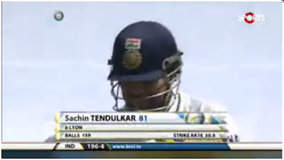 Sachin-Tendulkar-Wicket-Video-India-Vs-Australia-1st-Test-1st-Innings-Chennai