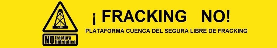 Plataforma Cuenca del Segura Libre de Fracking