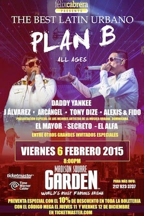 PLAN B AL MADISON FEB 6