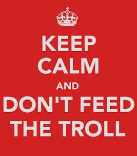 no alimentes troll