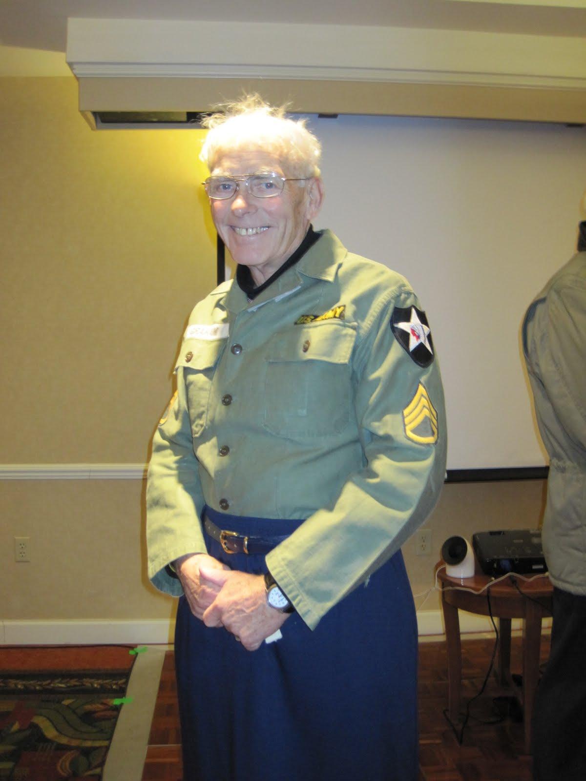 555 Honors Detachment: Bill Graham