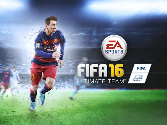 FIFA 16 Ultimate Team v2.0.104816 APK MOD
