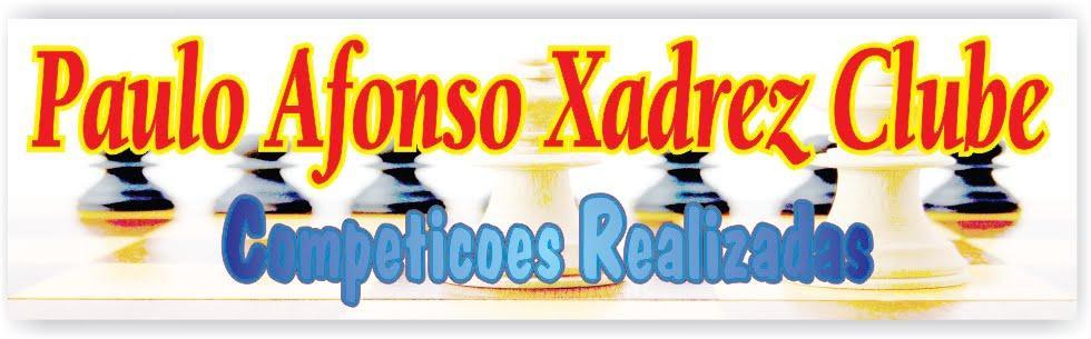PAULO AFONSO XADREZ CLUBE