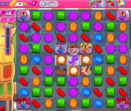 Candy Crush Saga 780