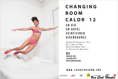 Changing Room Barcelona - Edición Calor 12. Domingo Ayala Handmade