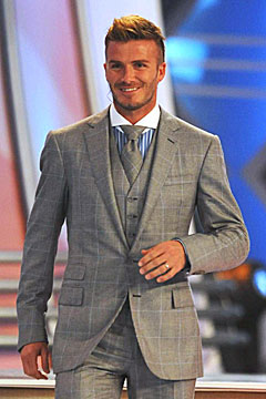 David Beckham is one of the most talked about new just after the Royal Wedding. Apart from Meghan Markle and Prince Harry, David has to be one of the most guests present at the royal wedding. He has always been a style enthusiast throughout his career. His tattoos and style statements and the .