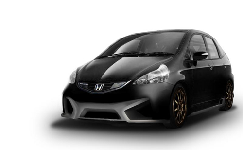 Honda Jazz Black Edition