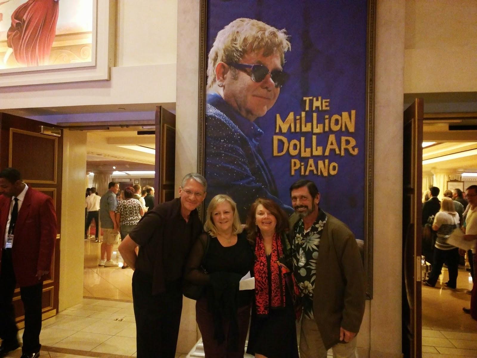 Lilian\'s Last Dance : Saluting Sir Elton: Veteran performer Elton ...