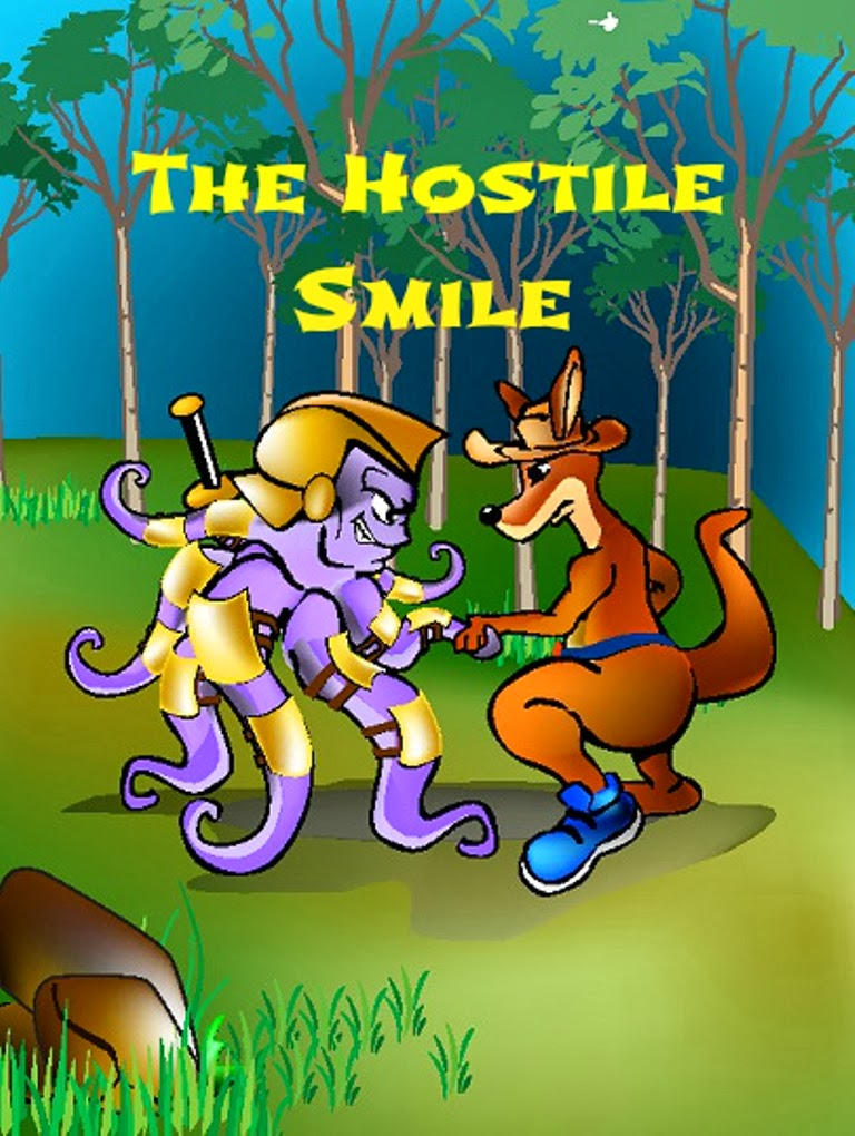 http://www.amazon.com/Hostile-Smile-Pat-Hatt-ebook/dp/B00IN4V56S/ref=sr_1_1_title_1_kin?s=books&ie=UTF8&qid=1393950192&sr=1-1&keywords=the+hostile+smile