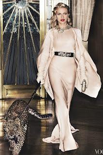 Scarlett Johansson Vogue Covershoot