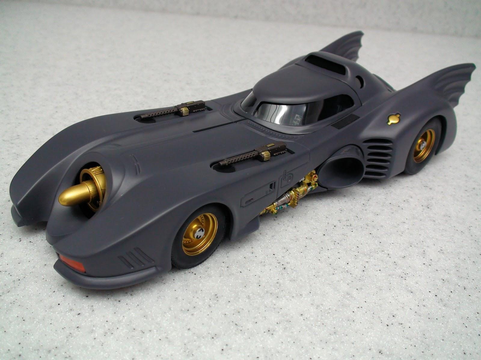 Pseudo Cars: Batmobile