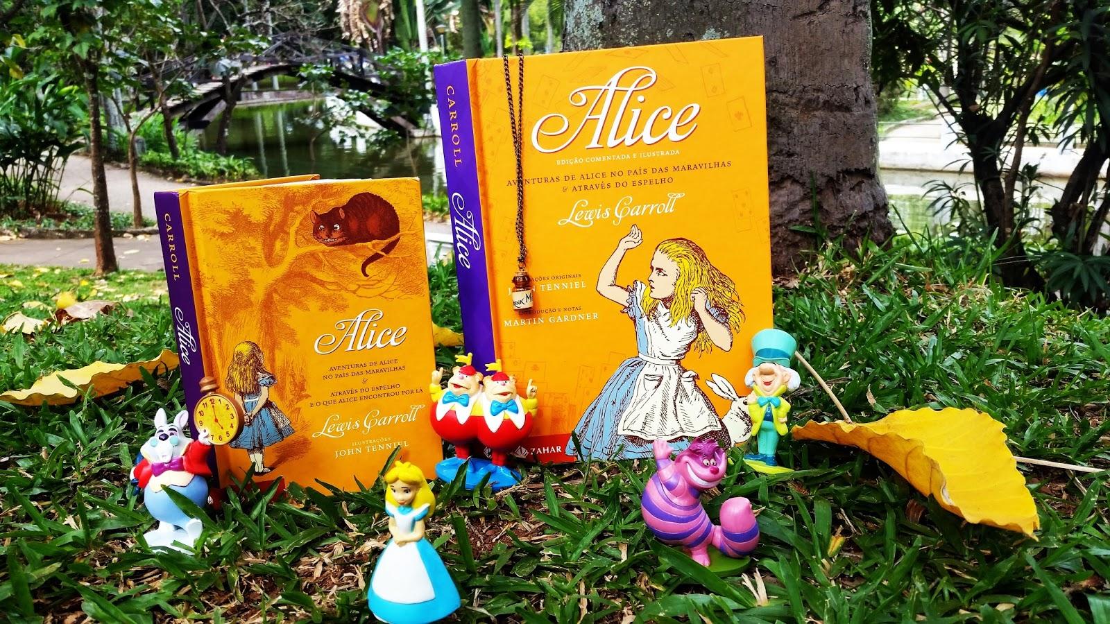Universo Dos Leitores As Melhores Citações De Alice No País Das