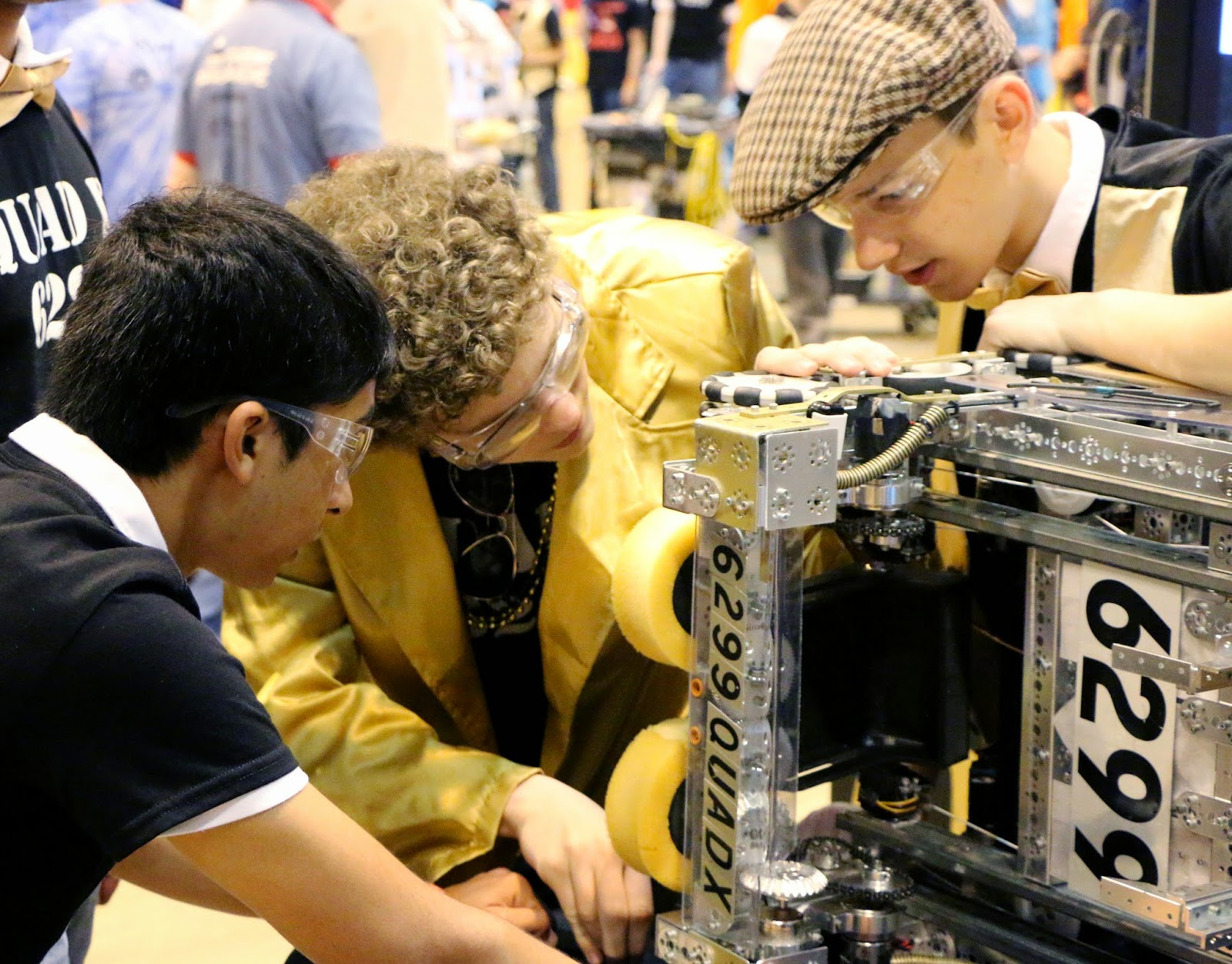 Registration for the 2014-15 FTC Season begins May 14, 2014 at 12 p.m. (ET).