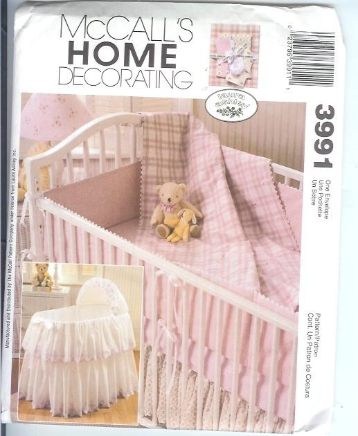 Bassinet Cover Patterns2