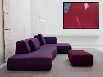 Berbagai Pilihan Sofa Modern