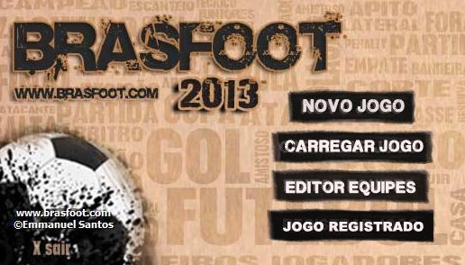 Download Brasfoot 2013 + Registro Grátis
