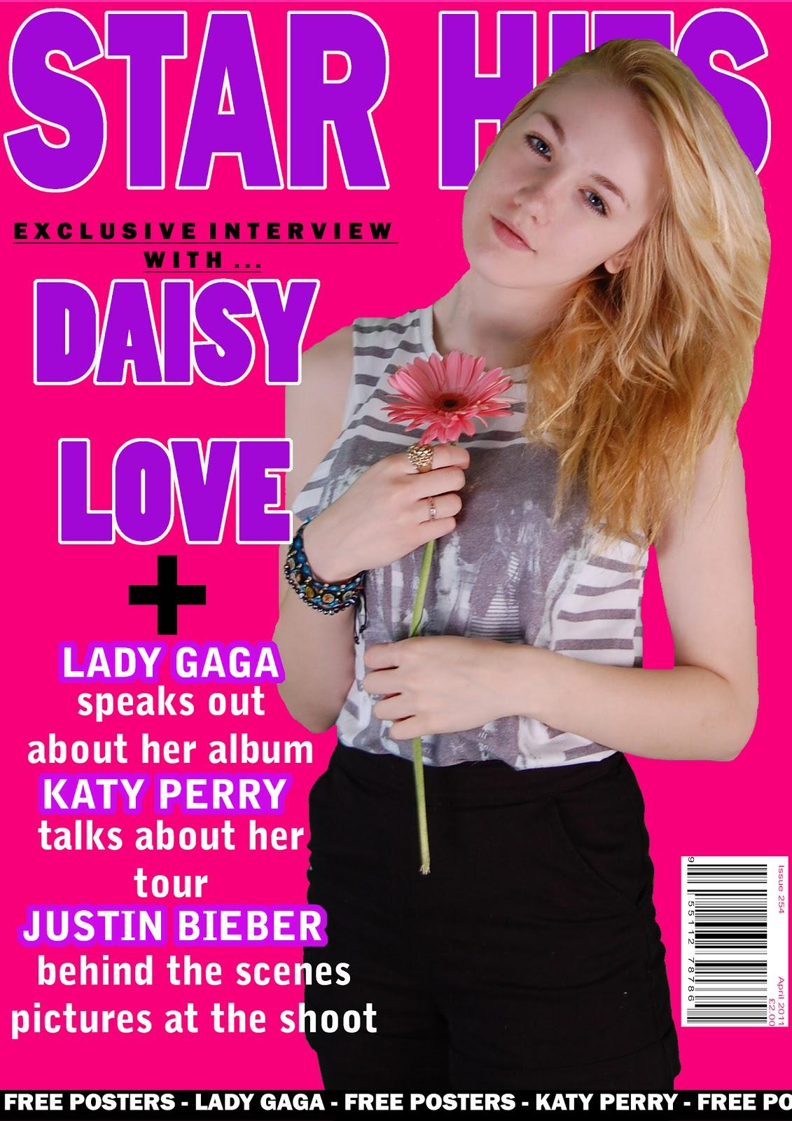 media magazine coursework