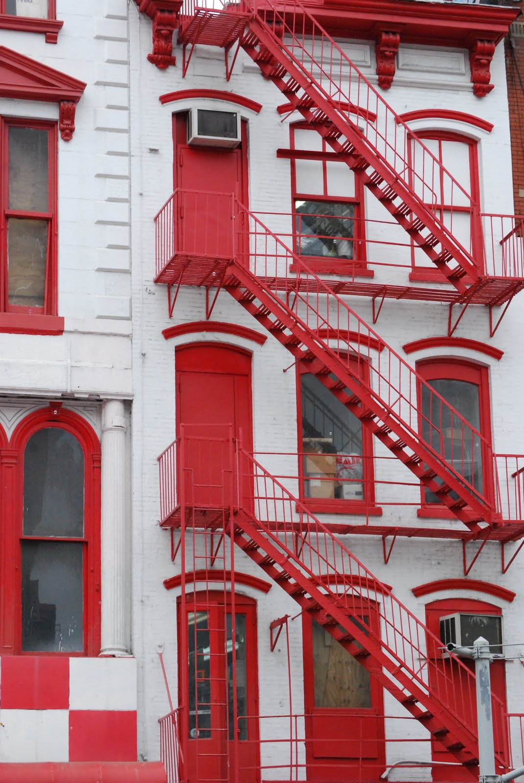 10 Floor Fire Escape Ladder