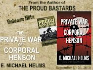 The Private War of Corporal Henson Release Blitz