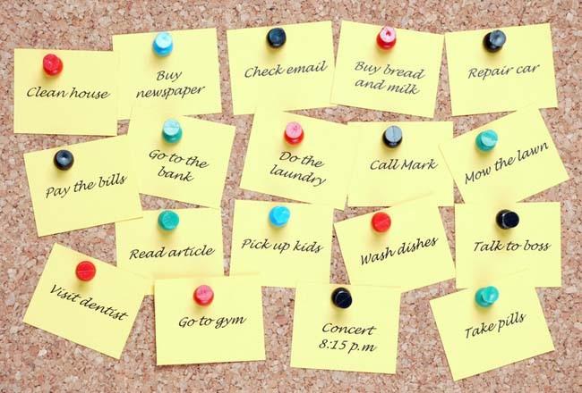 Lista aupair: Cosas que hacer antes del viaje