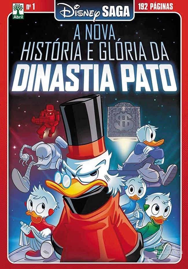 Disney Saga 1