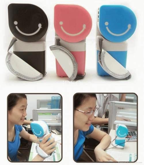 Kado Ulang Tahun Unik AC Mini Portable