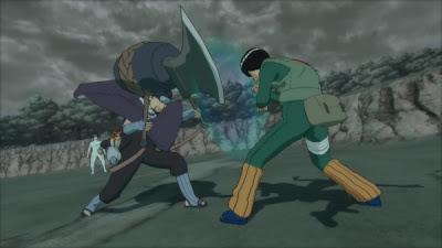 Scene dalam NS Ultimate Ninja Storm 3