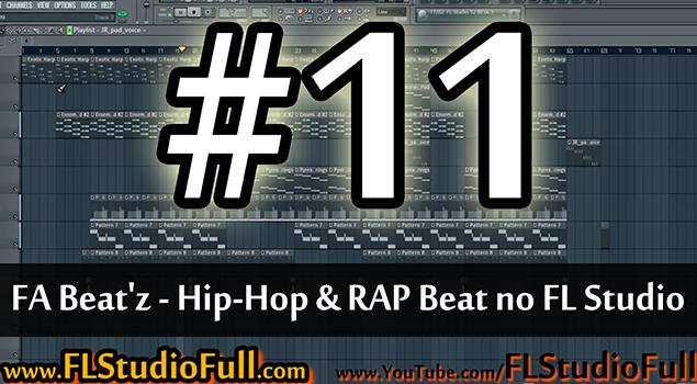 11 - Base de Rap | Beat de Hip-Hop [FA Beat'z]