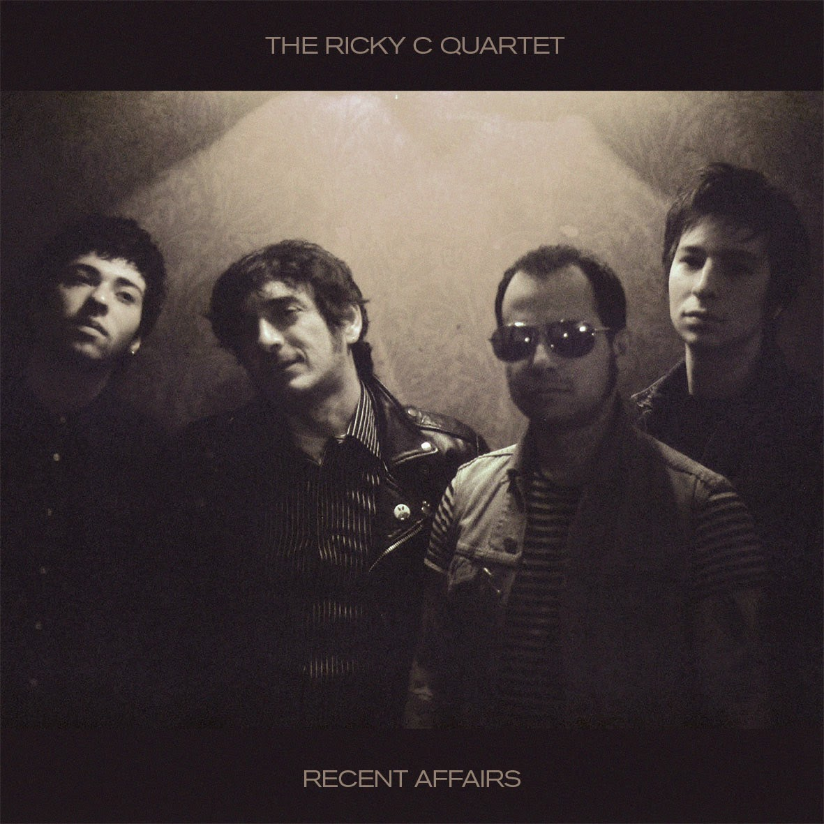 THE RICKY C QUARTET - Recent Affairs