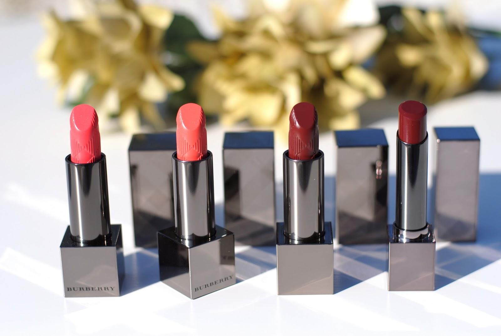 burberry kisses lipstick review