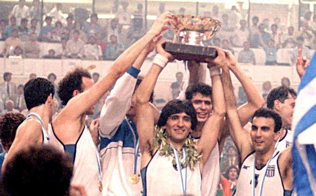 ΕΥΡΩΜΠΑΣΚΕΤ 1987