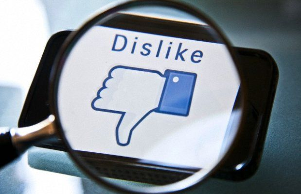 falsi like facebook