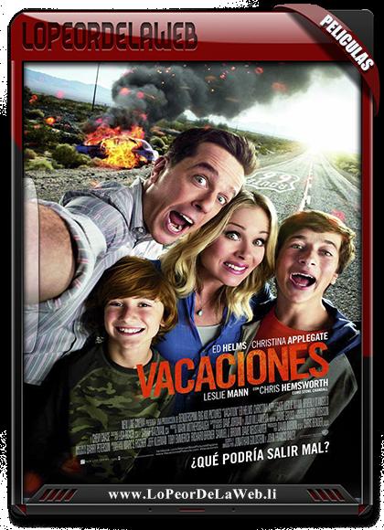 Vacaciones 2015 720p Latino [Mega]