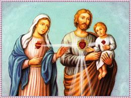 JACAREÍ, 13.01.2013 - MENSAGEM DE NOSSO SENHOR JESUS CRISTO - NOSSA SENHORA E SÃO JOSÉ